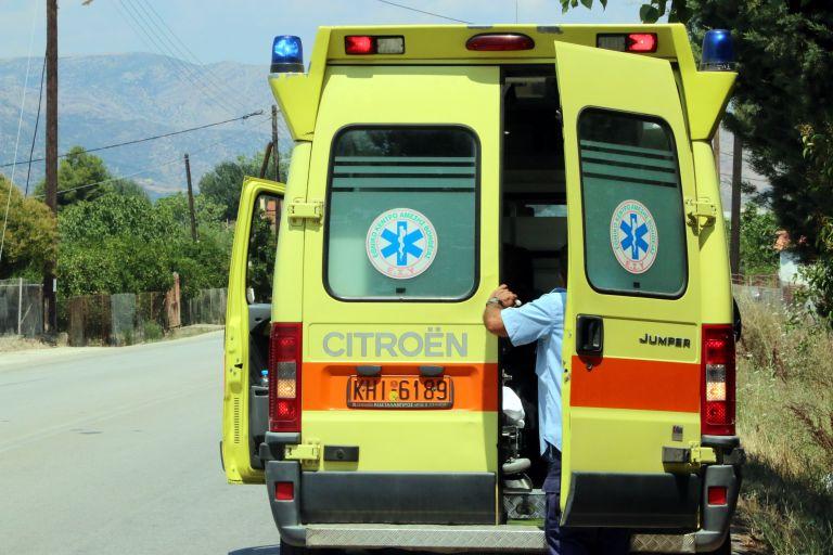Τροχαίο - Ασθενοφόρο