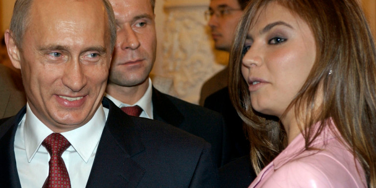 Putin-Kabaeva