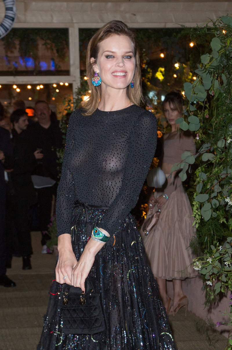 Virginie Ledoyen arriving at Dior Dinner during 72th Cannes film festival on May 15, 2019 in Cannes, France. Photo by Nasser Berzane/ABACAPRESS.COM Pictured: Eva Herzigova Ref: SPL5090051 150519 NON-EXCLUSIVE Picture by: AbacaPress / SplashNews.com Splash News and Pictures Los Angeles: 310-821-2666 New York: 212-619-2666 London: 0207 644 7656 Milan: 02 4399 8577 photodesk@splashnews.com United Arab Emirates Rights, Australia Rights, Bahrain Rights, Canada Rights, Finland Rights, Greece Rights, India Rights, Israel Rights, South Korea Rights, New Zealand Rights, Qatar Rights, Saudi Arabia Rights, Singapore Rights, Thailand Rights, Taiwan Rights, United Kingdom Rights, United States of America Rights