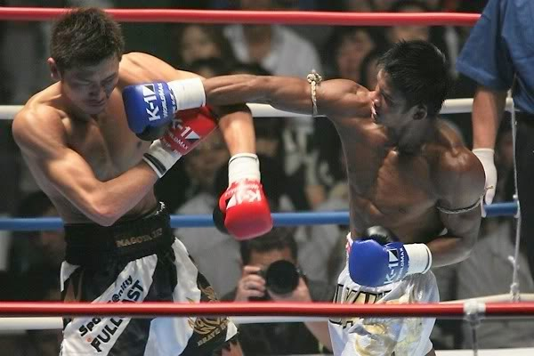 Muay Thai Authority Buakaw