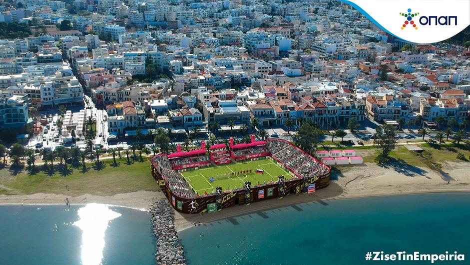 Socca World Cup 2019