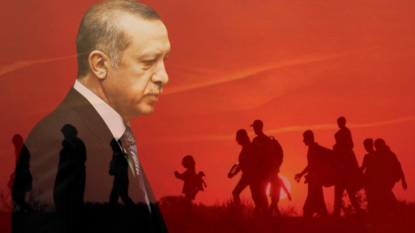 erdogan-refugees
