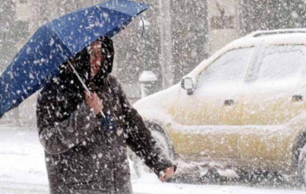 Καιρός-Χιόνια-και-μεγάλη-πτώση-της-θερμοκρασίας-750x430-630x400