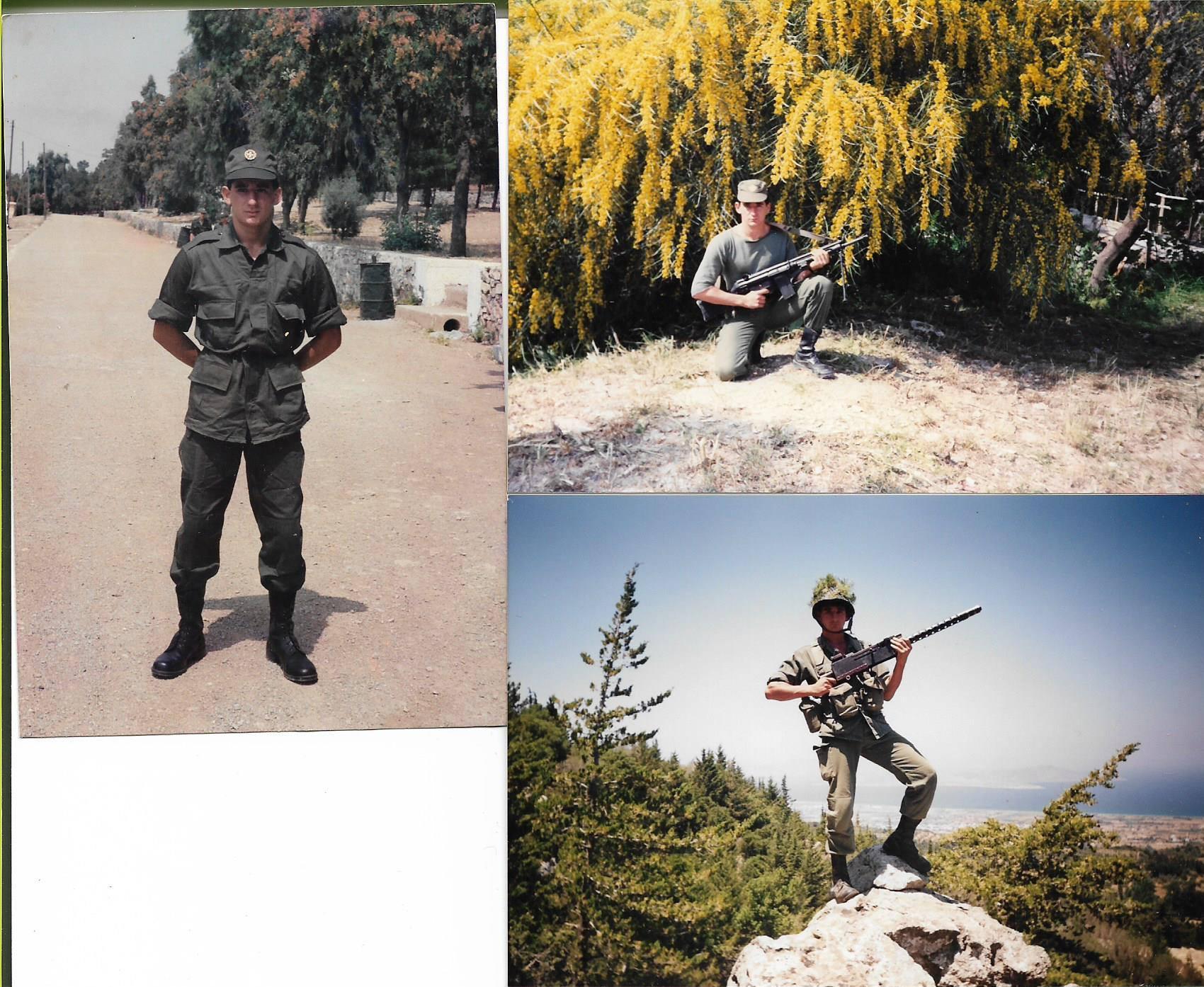 201 Σειρά, Κως, 89-90, Πυροβολικό, ΠΑΡΩΝ
