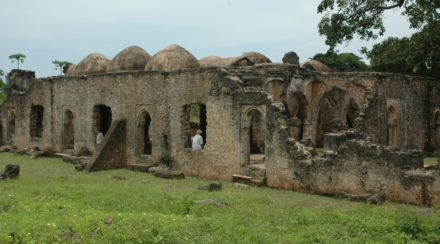 Ruins of Kilwa Kisiwani