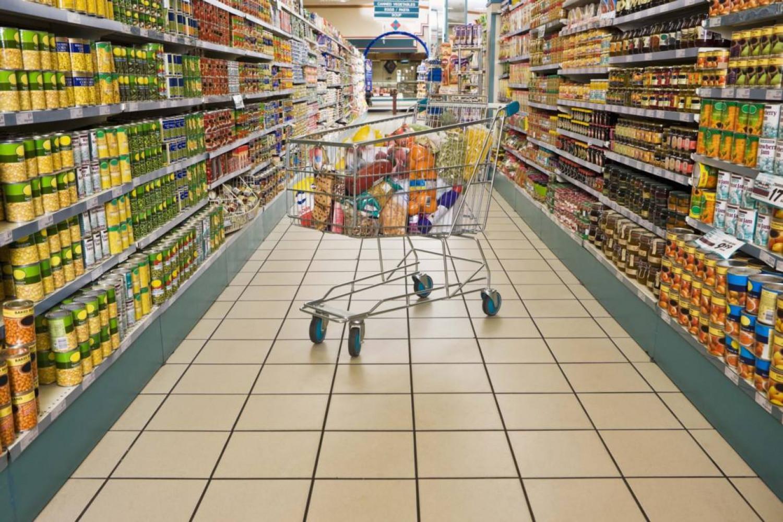 super-market