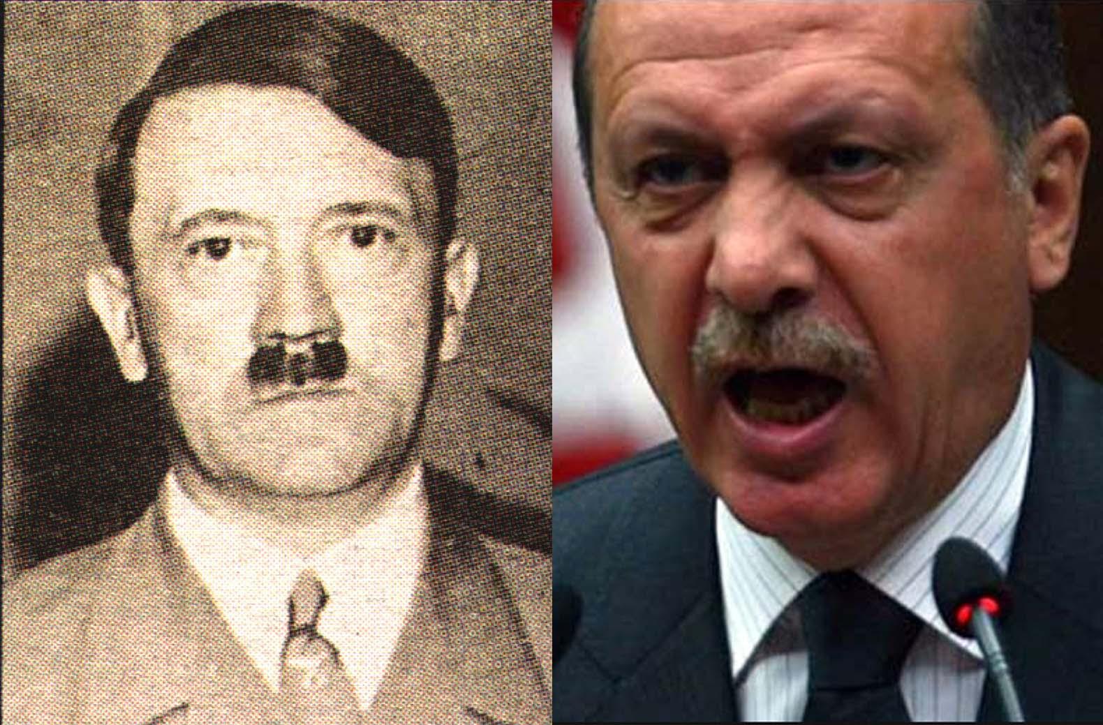 Χίτλερ-Ερντογάν
