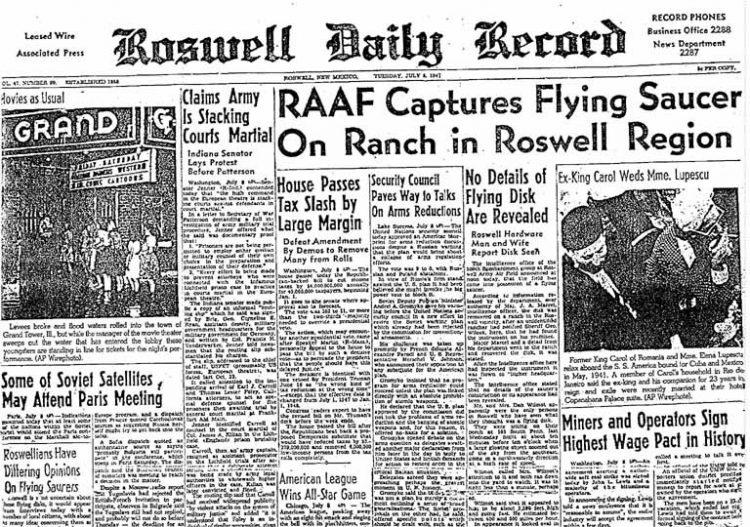 Roswell-newspaper-e1494405870683