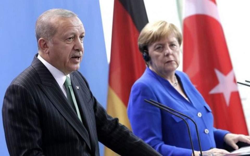 merkel- erdogan