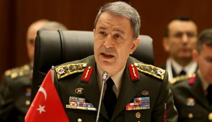 الجنرال خلوصي آكار رئيس الأركان التركي السابق
