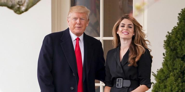Trump-HOpe-Hicks