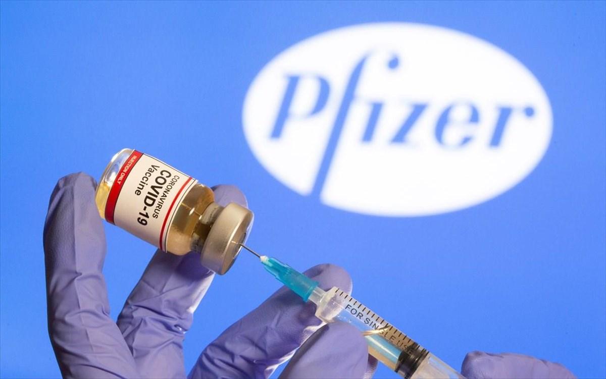 εμβόλιο της Pfizer