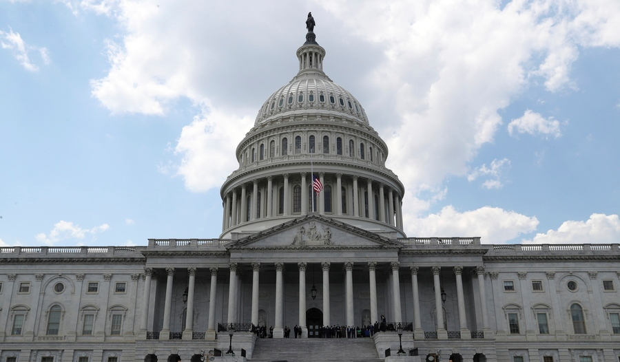 USA CONGRESS JOHN LEWIS MEMORIAL