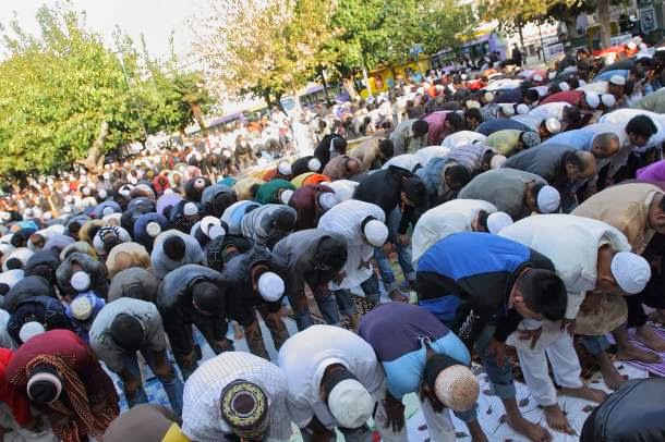 μουσουλμάνοι αθήνα2