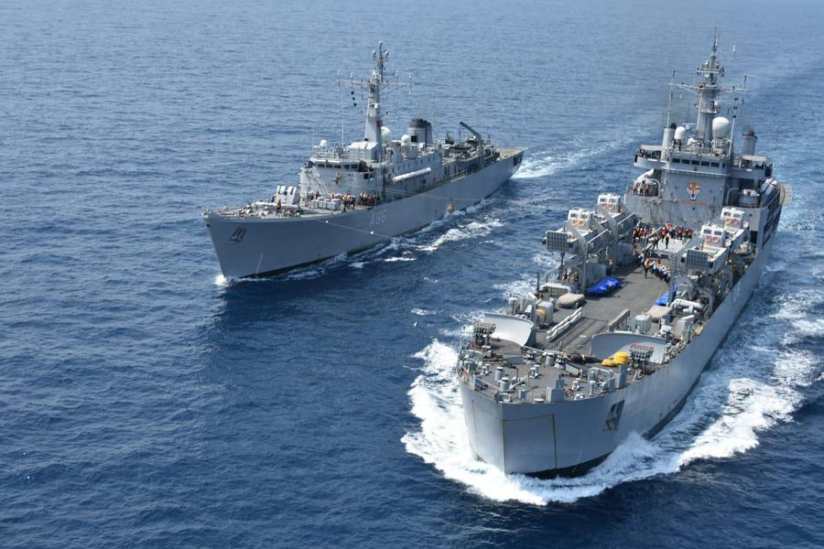 Replenishment_at_sea_of_INS_Tir_training_ship__1_