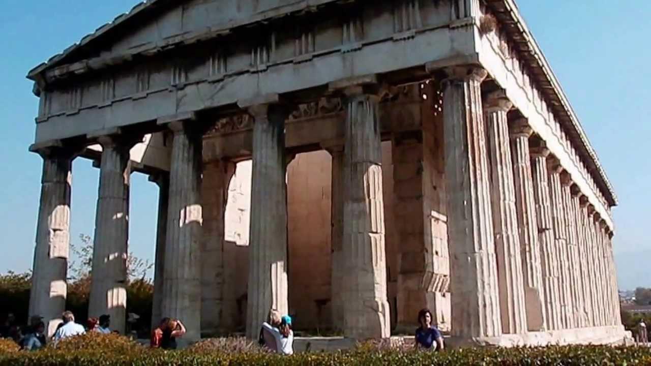 Ναός του Ηφαίστου Θησείο