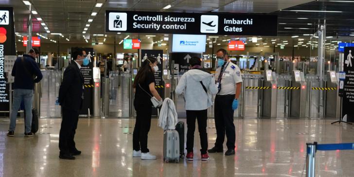 ιταλια αεροδρομιο