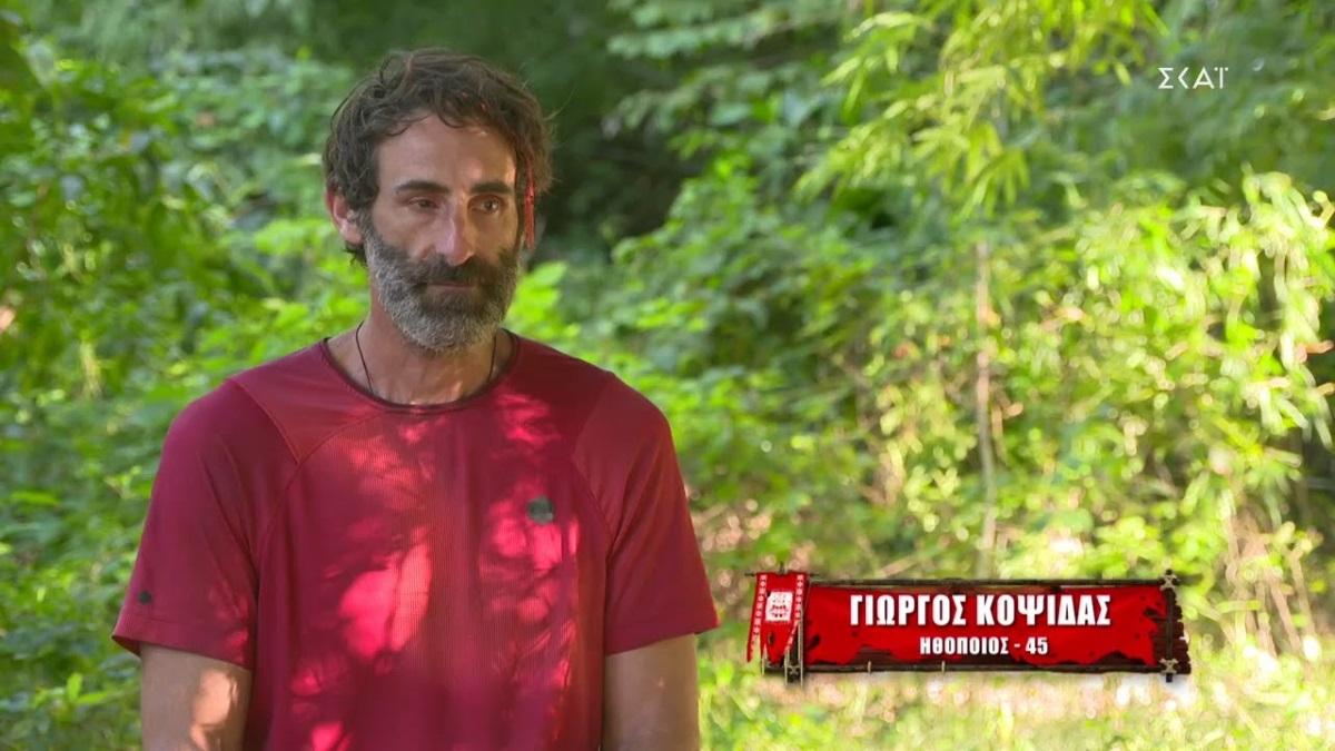 Γιώργος Κοψιδάς