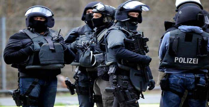 γερμανια αστυνομια