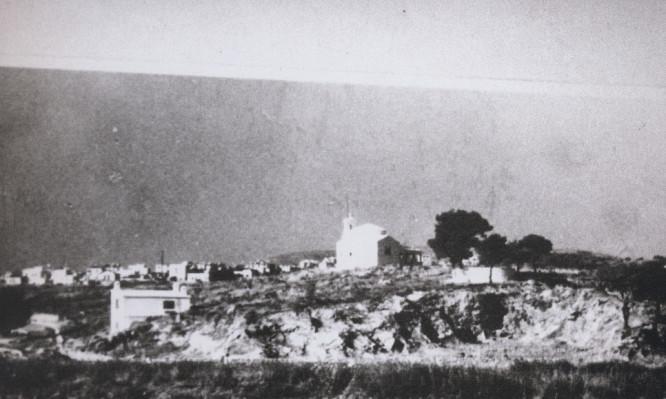 1938.-Ο-λόφος-της-Αγίας-Φιλοθέης-666x399