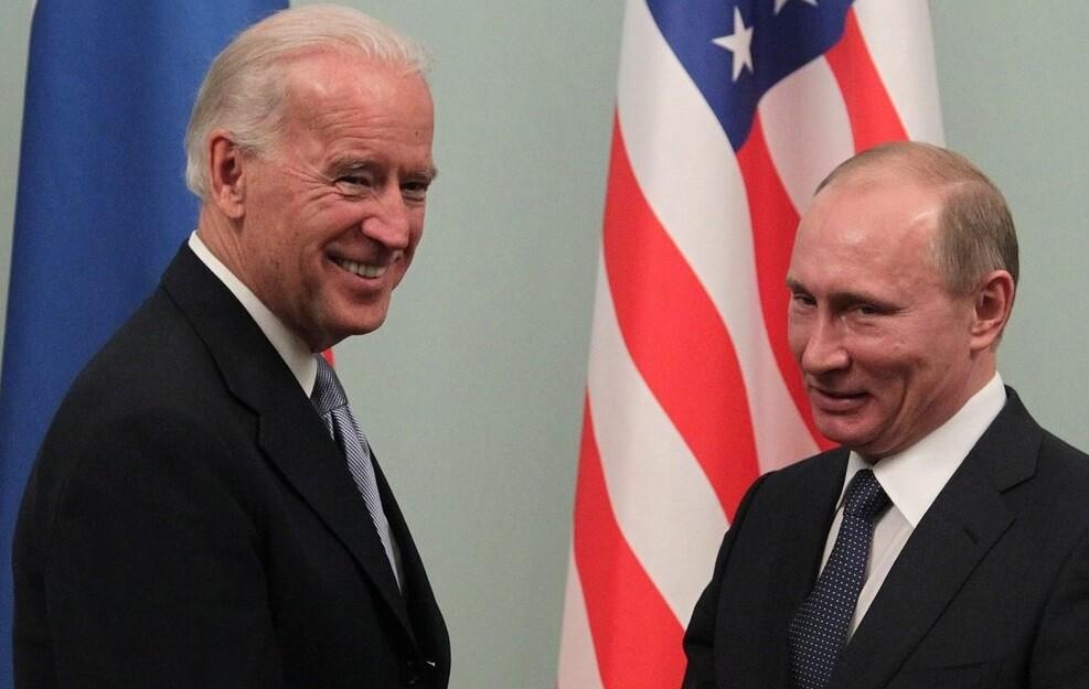Πούτιν και Μπάιντεν