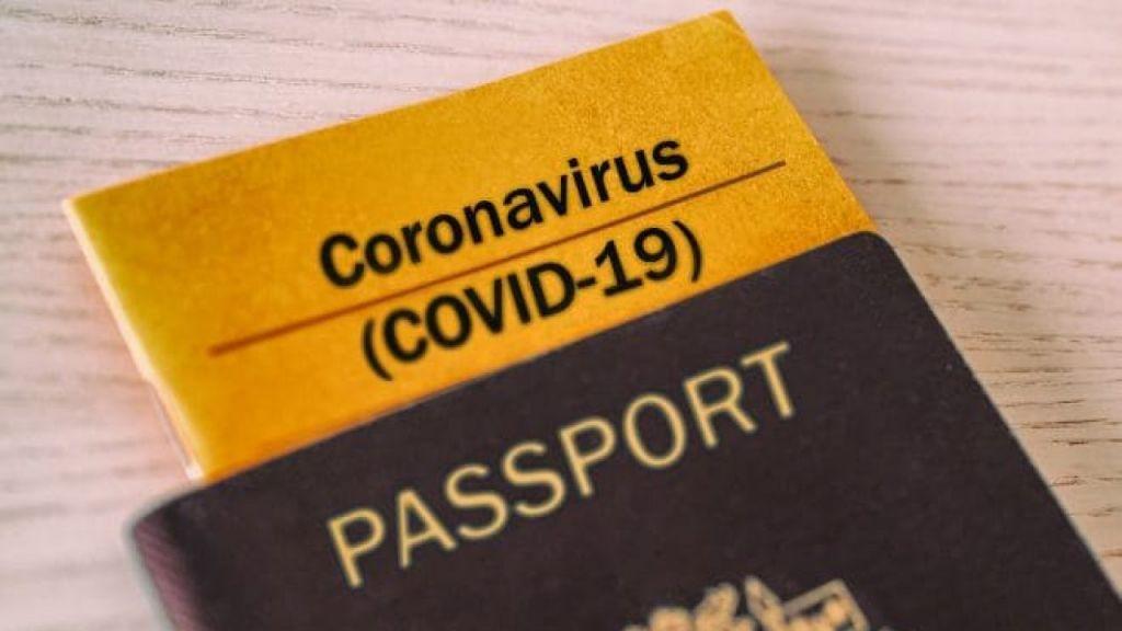 διαβατήριο Covid