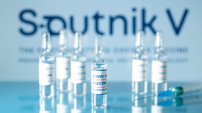 εμβόλιο Sputnik V1