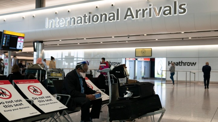 βρετανια αεροδρομιο