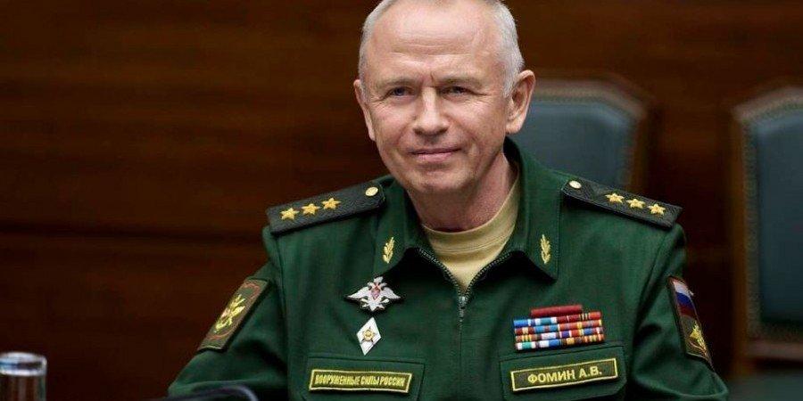 συνταγματάρχης Aleksandr Fomin