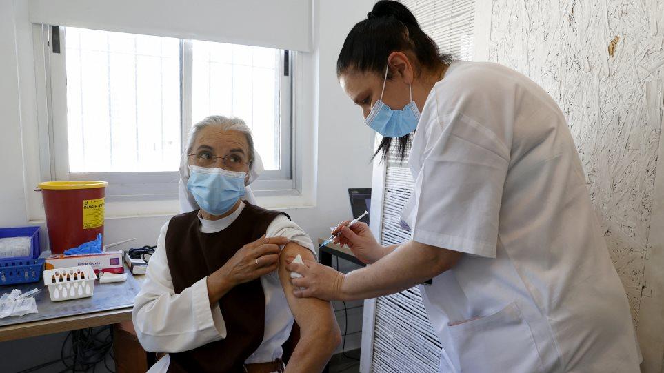εμβολιο ισραηλ