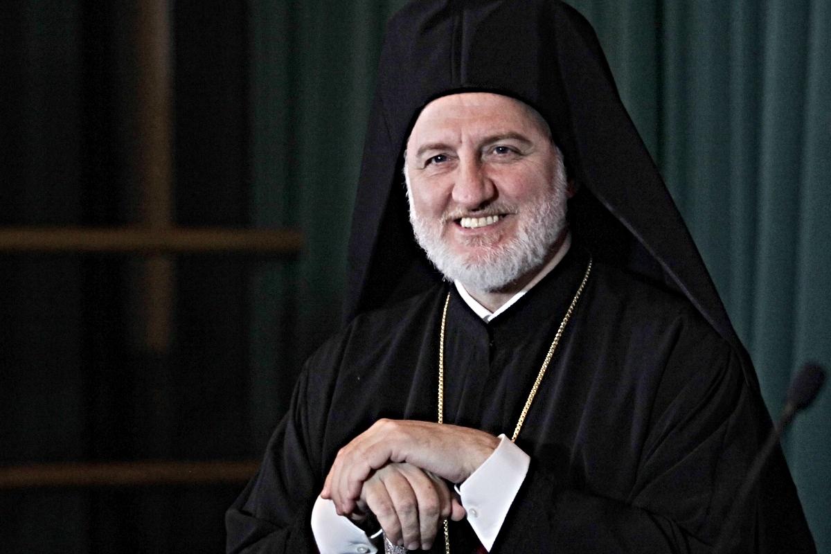 Αρχιεπίσκοπος Αμερικής Ελπιδοφόρος1