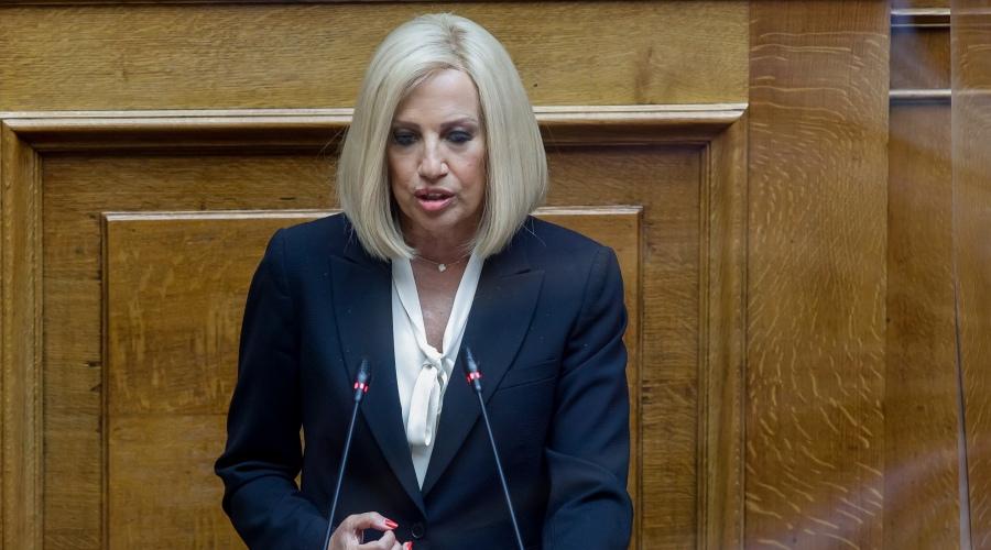 Βουλή Ολομέλεια. Συζήτηση πολιτικών αρχηγών για τη διαχείρηση των  πυρκαγιών. Τετάρτη 25 Αυγούστου 2021 (EUROKINISSI / ΓΙΩΡΓΟΣ ΚΟΝΤΑΡΙΝΗΣ)