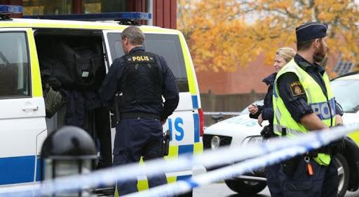 σουηδια αστυνομια