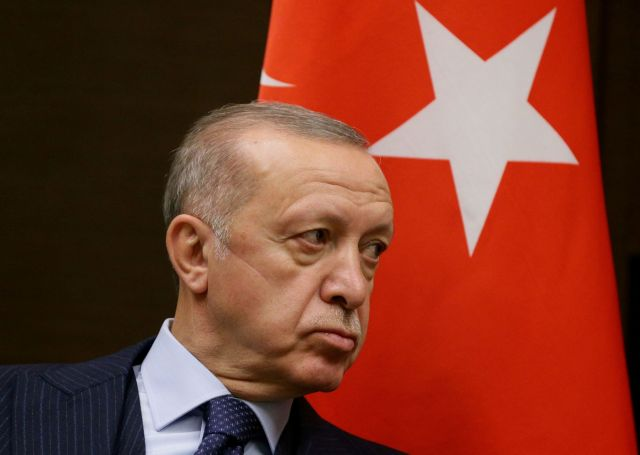 FILE PHOTO: FILE PHOTO: Turkish President Tayyip Erdogan in Sochi, Russia September 29, 2021. Sputnik/Vladimir Smirnov/Pool via REUTERS  ATTENTION EDITORS - THIS IMAGE WAS PROVIDED BY A THIRD PARTY./File Photo/File Photo