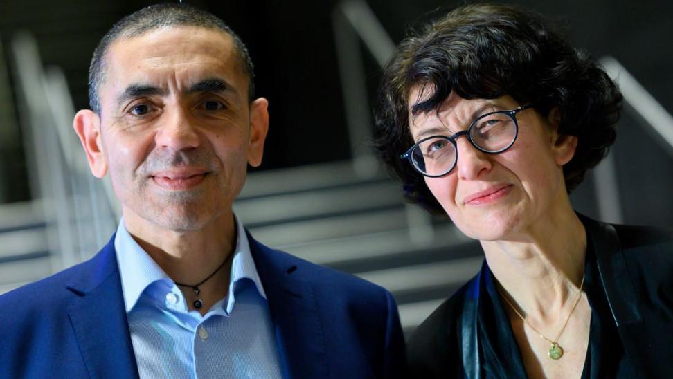 ιδρυτές της BioNTech