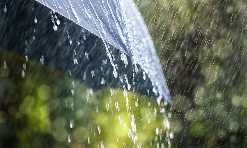 καιρος βροχή
