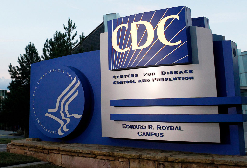FILE PHOTO: A general view of the Centers for Disease Control and Prevention (CDC) headquarters in Atlanta, Georgia September 30, 2014. TO MATCH SPECIAL REPORT USA-UNCOUNTED/SURVEILLANCE   REUTERS/Tami Chappell/File Photo