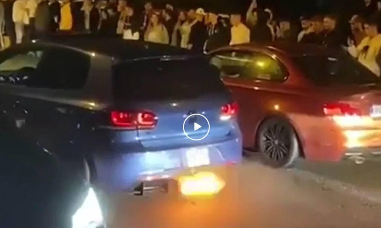 VW-GOLF-R-vs-BMW-1-SERIES